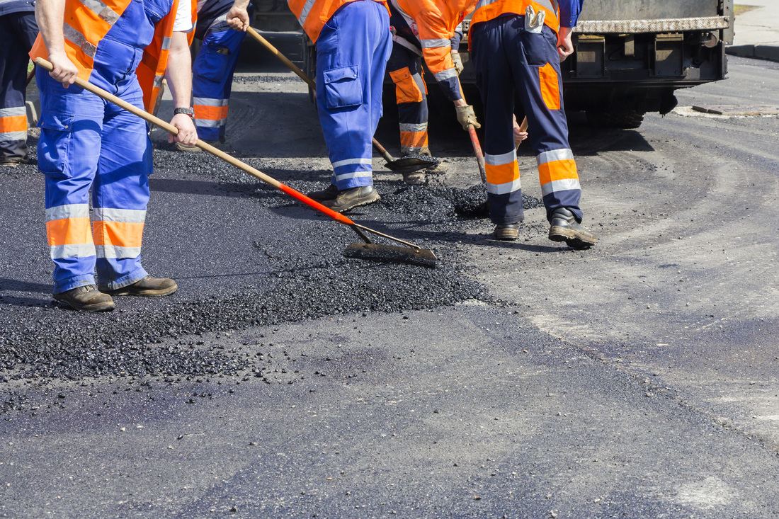 Asphalt Paving Service Richmond VA